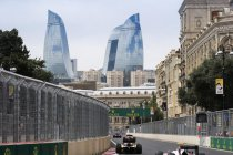 Baku: Kwalificatie uitgesteld