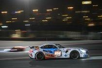 24H Dubai: Prachtige derde plaats in GT4 voor WCB Racing Team ondanks pech