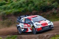 WRC: Evans vliegt naar vierde winst