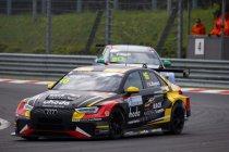 Hungaroring: Gilles Magnus scoort podiumplaats in eerste TCR-raceweekend