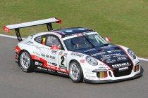 Pedro Bonnet en Henk Haane bij Belgium Racing