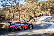 Sébastien Loeb rijdt zijn Rallye Vosges Grand Est