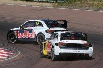 JC Raceteknik in 2018 actief met twee ex EKS Audi S1 RX Quattro