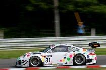 Brands Hatch: Trackspeed Porsche wint maar mist dubbel