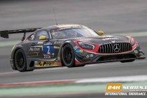Hankook 24H Dubai: Mercedes vooraan in de warm-up