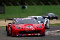 Imola: Sofrev ASP Ferrari pakt dubbel in tweede race
