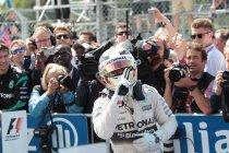 Groot-Brittannië: Hamilton wint spannende wedstrijd