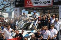 Ogier wint in Portugal