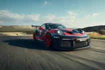 Porsche stelt 700pk sterke Porsche 911 GT2 RS Clubsport voor (+ Video & foto's)