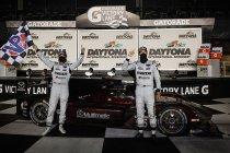 Daytona: Mazda scoort 1-2 - Laurens Vanthoor tweede in GTLM