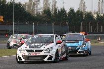 Aurélien Comte wint de TCR Europe Trophy