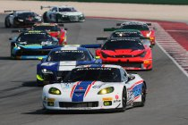 Knappe maidentrip voor Nicolas Vandierendonck met SRT-Corvette ZR1 in Blancpain GT Sports Club