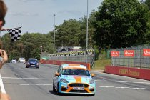 Zolder Superprix: Bert Longin wint ook tweede Belgische Fiesta Cup race