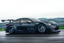 Lexus RC F GT3 debuteert mogelijk dit jaar in Blancpain GT