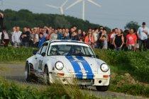 Rally van Ieper: Porsche baas bij de Historics