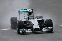Groot-Brittannië: Rosberg op pole - drama voor Ferrari en Williams