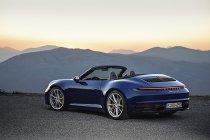 Porsche komt nu al met de 992 Cabriolet
