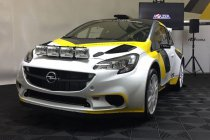 Holzer Motorsport paait Opel met nieuwe R5