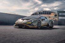 Lamborghini stelt EVO 2-versie van Super Trofeo Huracán voor