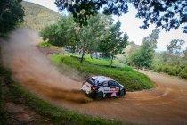 WRC: Evans als leider naar de slotdag in Portugal