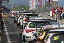 Zesentwintig wagens aan de start van tweede WTCR-seizoen
