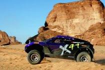 AlUla: Team X44 schrijft geschiedenis met eerste pole