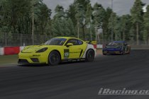Zolder: Trackvelocity Racing wint race na einde in mineur