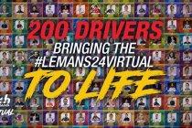 Alle deelnemers voor Virtual 24H Le Mans gekend