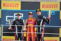 GP2: Monza: Fabio Leimer nieuwe leider in het kampioenschap na overwinning in race 1