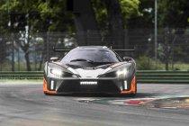 24H Barcelona: KTM test nieuwe GTX uit