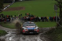 Condroz Rally: Drie generaties van Citroën WRC in top 3