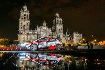 WRC Mexico: Hänninen eerste leider, Neuville vierde
