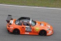 24H Zolder: Nog voor de start problemen voor Lotus Elise & Honda S2000