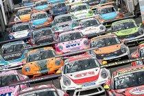 Le Mans: Meer dan 50 Porsches aan de start