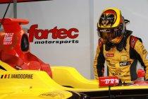 Oliver Rowland tekent bij Fortec Motorsports