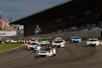 Nürburgring: Land Motorsport Audi wint - Vanthoor 2e