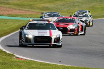 Brands Hatch: Phoenix Racing en HHC Motorsport winnaars van woelige races