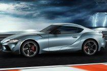 Nieuwe Toyota Supra officieel voorgesteld