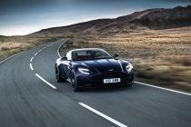 Aston Martin presenteert de DB11 AMR