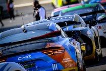 Nogaro: Goede start voor Stéphane Lémeret in Frans GT kampioenschap