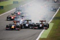 Overzicht deelnemers Formula 2 Championship