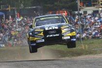 Ook Robin Larsson tekent voor gans seizoen met Audi A1 Supercar