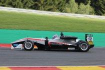FIA F3: Spa: Stroll in de regen, Russell onder de zon