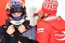 Formule 3: Hauger pakt eerste pole van het seizoen, Cordeel start als 25e