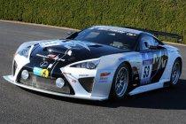 24H Nürburgring: Gazoo Racing schuift Lexus LFA Code X naar voor