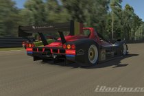 Virtual 24H Zolder: Na 3H: Simtag Racing dominant na incidentrijke openingsfase