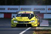 Zolder 1: BMW palmt eerste startij in