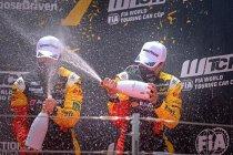 Aragon: Eerste podium van het seizoen voor Gilles Magnus