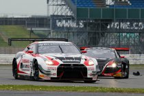 Silverstone: Buncombe schenkt Nissan en Reip de pole in wisselvallige sessie