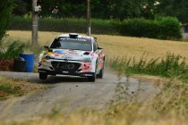 Neuville start terug in Ieper